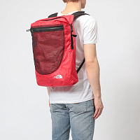 The North Face WATERPROOF ROLLTOP TNF RED (682)