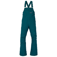 Burton W AVALON BIB DEEP TEAL