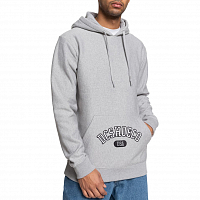 DC ARCHED HOODIE M OTLR GREY HEATHER