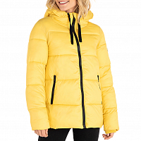 Rip Curl Anti Series Insulated Coast Jacket MISTED YELLOW