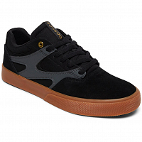 DC Kalis Vulc M Shoe Black/Grey
