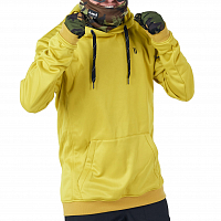 Planks Park 'N Ride Riding Hoodie MELLOW YELLOW