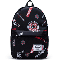 Herschel INDEPENDENT CLASSIC X-LARGE BLACK MULTI INDEPENDENT LOGO