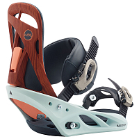Burton SCRIBE WOOD GRAIN JANE