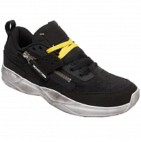 DC E.tribeka ZIP M Shoe BLACK/YELLOW/YELLOW