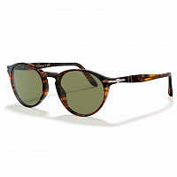 Persol 0po3092sm DARK BROWN TORTOISE /GREEN