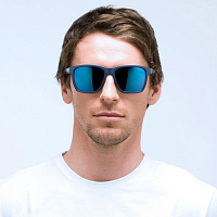 Spect RED BULL FILP MATT DARK BLUE FRONT - MATT GREY TEMPLES