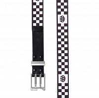 686 MNS ORIGNL STRETCH TOOL BELT 2 BLACK CHECKERS