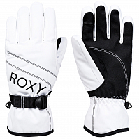 Roxy JETTY SO GLOVES J GLOV BRIGHT WHITE