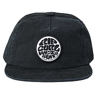 Rip Curl WASHED WETTY SB CAP WASHED BLACK