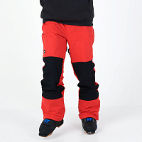 Planks Easy Rider Pant HOT RED
