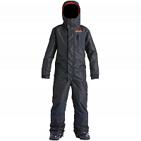 Airblaster YOUTH FREEDOM SUIT BLACK