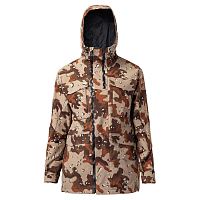 Holden M'SSANDERSJACKET NATURAL CHOCOLATE CHIP CAMO