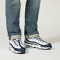 Nike AIR MAX 95 ESSENTIAL MIDNIGHT NAVY/WHITE