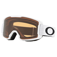 Oakley Line Miner Youth MATTE WHITE/PRIZM SNOW PERSIMMON