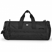 OGIO ALPHA CORE CONVOY DUFFEL PACK BLACK