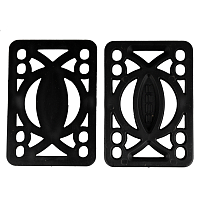 Khiro HARD ANGLED RISER PADS (SET OF 2) ASSORTED