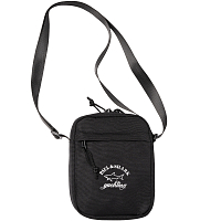Paul & Shark SYNTHETIC FABRIC POUCH BLACK