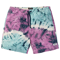 Burton MB CREEKSIDE SHORT ETHER TIDAL DYE