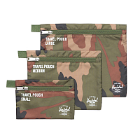 Herschel TRAVEL POUCHES WOODLAND CAMO