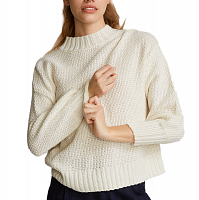 RVCA VOLT SWEATER Oatmeal