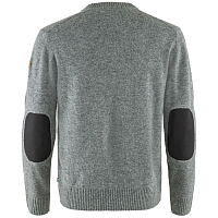 Fjallraven ÖVIK ROUND-NECK SWEATER M GREY
