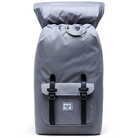 Herschel Little America Grey/Black