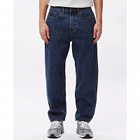 OBEY HARDWORK DENIM STONE WASH INDIGO