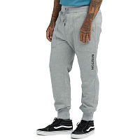 Burton M OAK PANT GRAY HEATHER