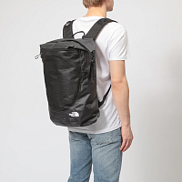 The North Face WATERPROOF ROLLTOP TNF BLACK (JK3)