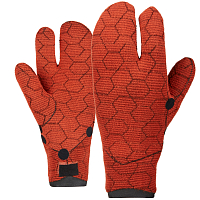 Mystic Supreme Glove 5MM Lobster BLACK