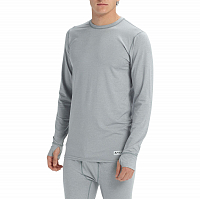 Burton MB LTWT CREW GRAY HEATHER