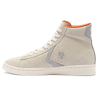 Converse PRO LEATHER HI NATURAL IVORY/EGRET/GREY