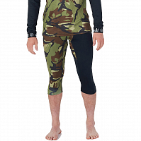 Planks Fall-line Base Layer 3/4 Pant BRITISH DPM CAMO
