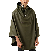 TRETORN RAINPONCHO Forest Green