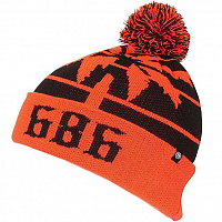 686 THROWBACK POM Infrared