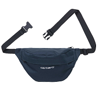 Carhartt WIP PAYTON HIP BAG DUCK BLUE/WHITE