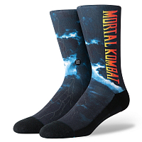 Stance FOUNDATION MORTAL KOMBAT II BLACK