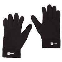OBEY BOLD GLOVES BLACK