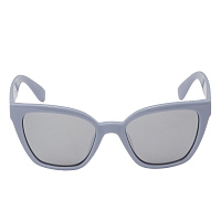 Vans HIP CAT Sunglasses ZEN BLUE-SILVER MIRROR LENS