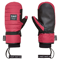 Planks Bro-down Insulated Mitt PLUM