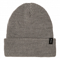 RVCA DAYSHIFT BEANIE II GREY HEATHER