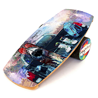 Pro Balance Freeeride Tour Shark GS MULTICOLOR