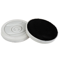 Sector9 9 BALL CIRCLE PUCK White