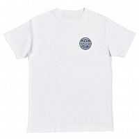 DC AROUND THE GLOB M TEES White