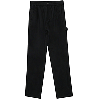 Converse CONVERSE EASY WAIST CARPENTER PANT CONVERSE BLACK