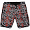 69slam LUKE BOARDSHORT MEDIUM LENGTH TOTEM MASK