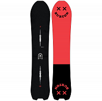 Burton SKELETON KEY 158