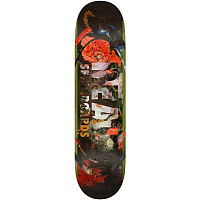 Real Skateboards BRD TEAM OP ART SLICK 8,25