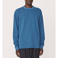 YMC Cool Hand Sweatshirt BLUE